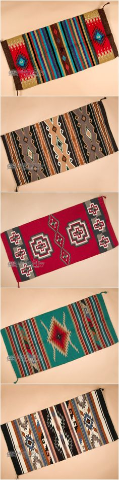 Wonderful Hand woven southwestern rugs are beautifully designed for a cabin, Santa Fe style, rustic home, or anywhere you want to add great southwest style. Made with designs and patterns like tra . Southwestern Home Decor, Southwestern Decorating, Southwest Style, Navajo Weaving, Navajo Rugs, Hand Weaving, Native American Rugs, Santa Fe Style, Indian Rugs