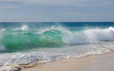 Moře, mraky, vodní hladina - Jednodenní kurz malby! | Malba a Kresba