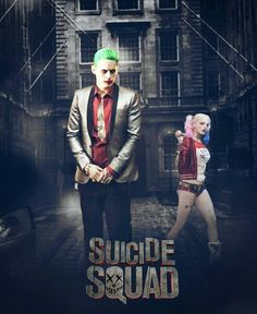 Suicide Squad by SimmonBeresford on DeviantArt