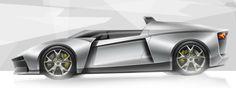 Lamborghini Burlero on Industrial Design Served