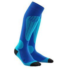 Find Men's Ski Thermo Socks for sale here. Discover how these compression ski socks help improve your performance on the slopes. Ski Socks, Soccer Socks, Socks For Sale, Mens Skis, Calf Sleeve, Knee High Socks, Outdoor Outfit, Skiing, Socks