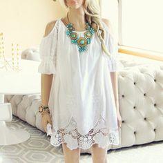 Lacewood Dress