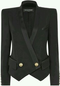 27121a5a277 Shop Women's Balmain Blazers and suit jackets on Lyst. Track over 2130  Balmain Blazers and suit jackets for stock and sale updates.
