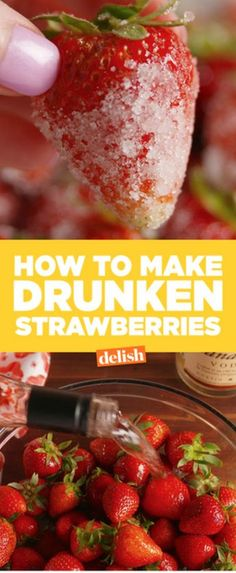 Ideas party drinks alcohol recipes adult beverages desserts for 2019 Cointreau Cocktail, Cocktail Drinks, Cocktail Recipes, Cocktail Ideas, Vodka Summer Drinks, Brownie Desserts, Mini Desserts, Party Desserts, Yummy Drinks