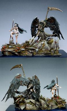 Fan Painted Miniatures - Kingdom Death