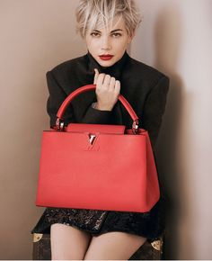 Louis Vuitton - Capucines bag