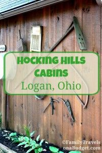 Hocking Hills Cabins in Logan, Ohio offer a great alternative to traditional hotel stays. Great for couples getaways and the adventurous type! Camping World Locations, Camping Places, Camping Cabins, Ohio Camping, Ohio Hiking, Ohio Destinations, California Camping, Camping Trailers, Southern California