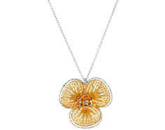 COLAR BLOSSOM by Eleuterio jewellery