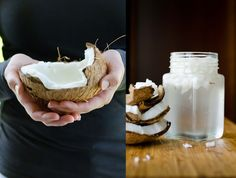 Sweet Roots {Infusions of Herbal Living}: Make your own Non-alcoholic Coconut Extract (or Vanilla)