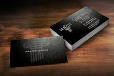 Cartes d'Affaires Economique Montreal 100 cartes 2 cotés pour 31.90$ (livraison gratuite)