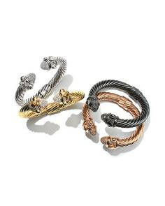 Renaissance Collection Bracelets by David Yurman at Neiman Marcus.