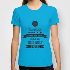 star wars T-shirt by christopher-james robert warrington - $18.00