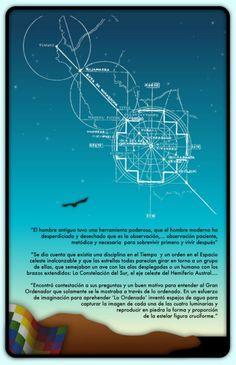 Prensa Libre Pueblos Originarios: LA CHAKANA...herencia de nuestros ancestros..principios de mayo: Celebración de La… Adonai, Argentine, Medicine Wheel, Chili, Native Art, Fabric Art, Deities, Astronomy, Peru