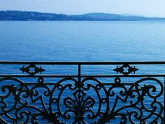 a magnificent balcony: metalware artifact that islanders have left us
