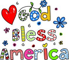 God Bless America Stock Photography - Image: 8977442