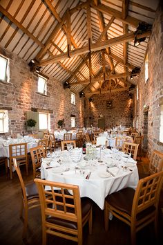 How would you dress this barn for a boho wedding? Image by stottweddings.com   Visit wedding-venues.co.uk