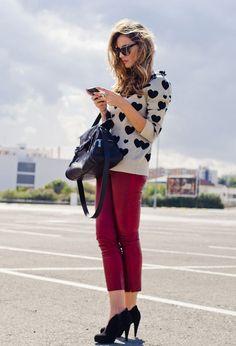 ¿Que zapatos usar con calzas? | Zapatos de mujer