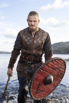 """Vikings S3 Alexander Ludwig as """"Bjorn Lothbrok"""""""