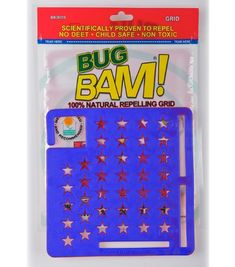 Bug Bam Insect Repelling Grid * You can get more details by clicking on the image.(This is an Amazon affiliate link)