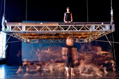 """San Francisco's Printz Dance Project will bring """"Hover Space"""" to the Old Town Temecula Community Theater this weekend. CONTRIBUTED PHOTO"""