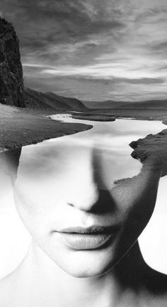 ANTONIO MORA (aka mylovt) ~ a Spanish artist who combines with talent portraits photographed in various landscapes :: INTERVIEW