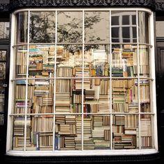 Boekenkast: Raam der boeken