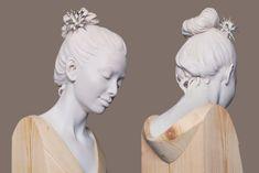 Hikari César Orrico sculpture