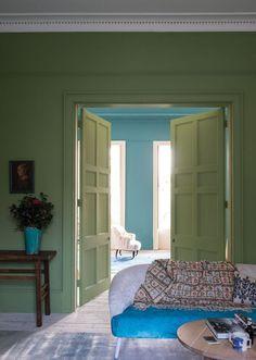 Peinture : les 9 nouvelles couleurs de Farrow & Ball - Côté Maison