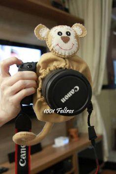 monkey for camera