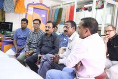 Consultation Meeting with Bajajkhana Chowk, Malarganj & Tilakpath Businessmen_17 #IndoreSmartCity #SmartCity #Indore