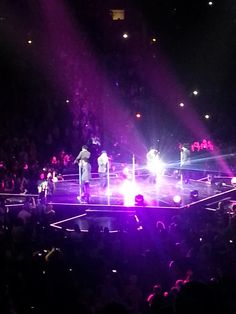 The Package Tour: New Kids on the Block, 98 Degrees, and Boyz II Men June 20, 2013