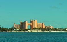 BlondeTravelGirl - Nassau, Bahamas, Atlantis Resort
