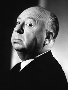 "ALFRED HITCHCOCK 1960 ""What is drama but life with the dull bits cut out """