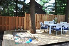 Lisa's Adult and Kid Backyard Hangout — Small, Cool Outdoors Entry #19