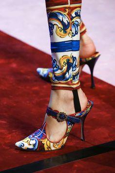 Dolce And Gabbana, Primavera/Verano 2018, Milán, Womenswear