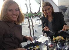 Un dîner sur la Grande roue place de la Concorde à Paris