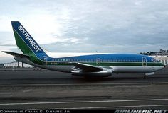 Boeing 737-2T4/Adv N838F (Air Florida) Southwest Airlines aircraft picture
