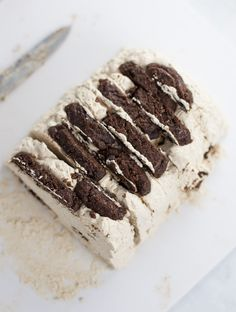 This Keto Mocha Icebox Cake is a low-carb, gluten-free and no-bake recipe! This cool dessert will satisfy the whole family, just net carbs per serving Low Carb Summer Recipes, Healthy Cake Recipes, Baking Recipes, Dessert Recipes, Healthy Desserts, Keto Recipes, Icebox Cake Recipes, Layer Cake Recipes, Cheesecake Desserts