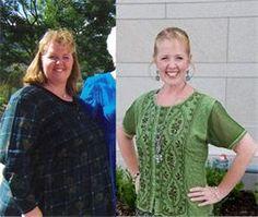 Kristy lost 200 lbs!