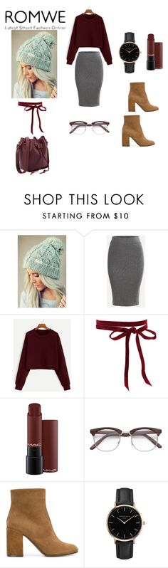 """""""Sans titre #79"""" by devecibarbara ❤ liked on Polyvore featuring L'Autre Chose, Topshop, men's fashion and menswear"""