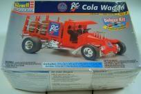 REVELL/MONOGRAM RC COLA WAGON MODEL CAR KIT