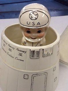 nasa apollo capsule cookie jar - photo #16