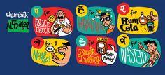 The Indian alphabet / Chumbak