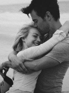 """‎When she looked up at him, it was suddenly easy for her to imagine that her fears were pointless. That he would love her no matter what she told him, and that he was the kind of man who loved her already and would love her forever.""  ― Nicholas Sparks, Safe Haven"