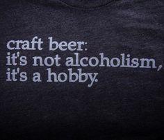 Craft Beer Tshirt