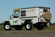 4x4 offroad and expedition preparation vehicles supplied new, used and custom built by Nene Overland since 1988.