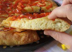 Impasto per focaccia e pizza senza glutine soffice il chicco di mais