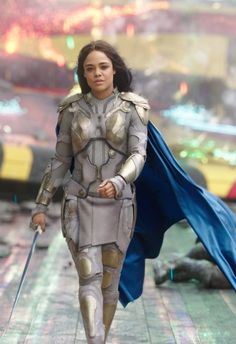 valkyrie marvel Valkyrie in Thor Ragnarok ,so cool The Avengers, Avengers Film, Valkyrie Marvel Comics, Marvel Dc Comics, Marvel Heroes, Films Marvel, Marvel Characters, Marvel Women, Marvel Girls
