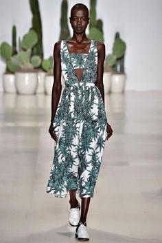 Mara Hoffman, New York Fashion Week, Frühjahr-/Sommermode 2015 Fashion Week, New York Fashion, Runway Fashion, High Fashion, Fashion Show, Fashion Design, Mara Hoffman, Looks Street Style, Spring Summer 2015