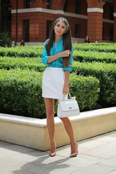 Look of the Day: Summer Breeze